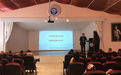 Yenilikçilik ve Girişimcilik Semineri